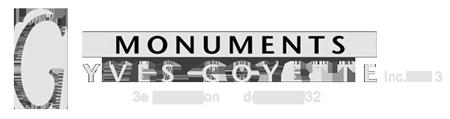 Monuments Yves goyette Logo